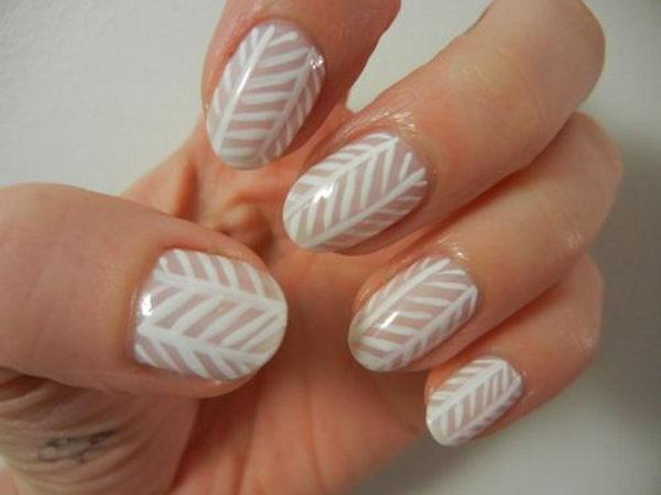 Cool Stripe Nail Designs