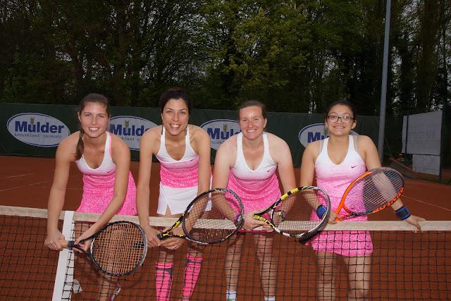 Interclubteam van TC Roeselare