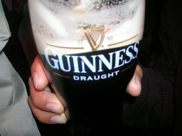 Qué ver en Dublín. Cerceza Guinness