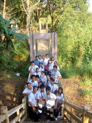 February 25: Hanging Bridge, Picnic Grove Tagaytay City