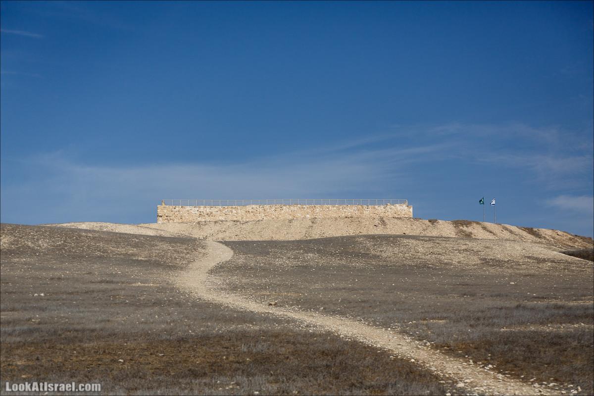 Тель Арад | Tel Arad | תל ערד | LookAtIsrael.com - Фото путешествия по Израилю