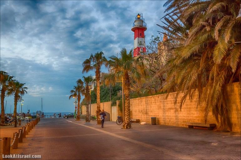 Маяк в Яффо | Jaffa Lighthouse | LookAtIsrael.com - Фото путешествия по Израилю