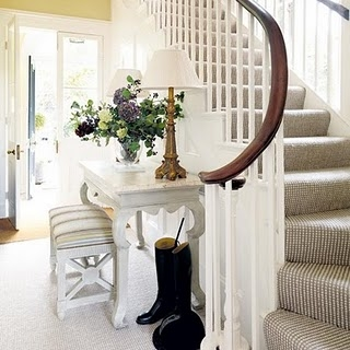 Acanthus And Acorn Stair Runners A Review Of Both Types | Textured Carpet On Stairs | Floral | Wide Stripe | Short Cut Pile | Stylish | Brown