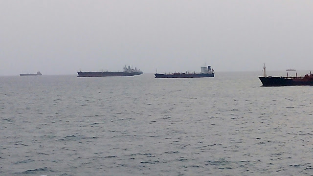 Lagos Ship Anchorage
