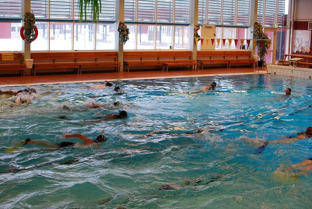 Haj & Småfisk med ca 40st deltagare