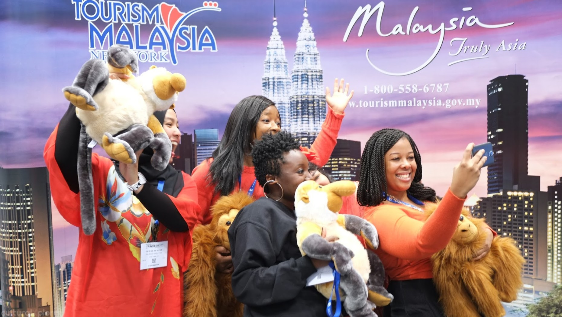 Tourism Malaysia Selfie