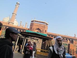 0650Old Delhi Tour