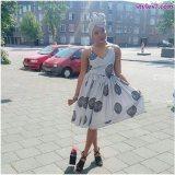Lovely kitenge dresses designs 2017