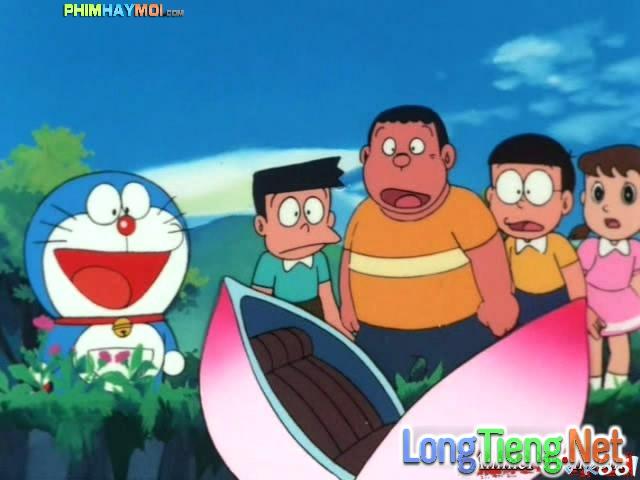 Xem Phim Doraemon Và Cậu Bé Quả Đào - Doraemon: Boku, Momotarou No Nanna No Sa - phimtm.com - Ảnh 1