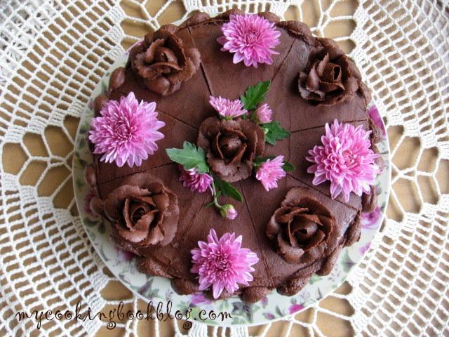 Торта Шоколадов Фъдж (Chocolate Fudge)