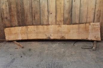 """Ash 389 - 4  2 1/2"""" x 29-19"""" Wide x 12' Long  Kiln Dried"""