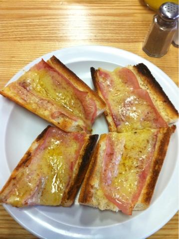 Croque Monsieur Nicole's Gourmet Foods Pasadena Ca yelp