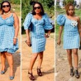 celebrities ankara styles for 2015