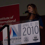 IVLP 2010 - Meeting with California First Lady - Mrs Schazeneger - 100_1457.JPG