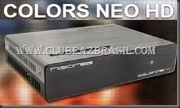 NEONSAT COLORS NEO HD C40