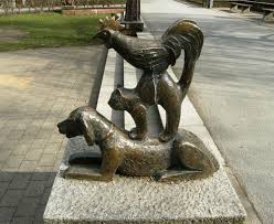 Памятник собаке: литературные герои и не только