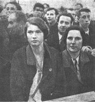 Мария Ивановна и Евдокия Викторовна Виноградовы