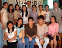 February 11: Jefferson Roxas' Residence (Tondo, Manila)