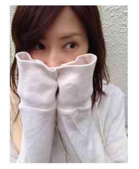 北川景子のすっぴん画像1