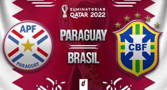 Brazil vs Paraguay World Cup Qualifiers Live Streaming TV Channels, South America.