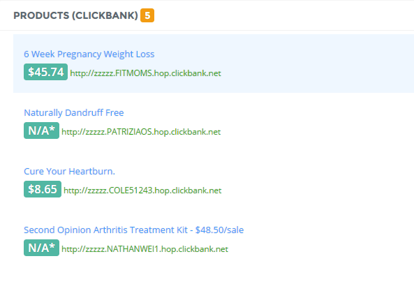 clickbank Genetics Niche