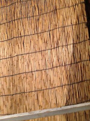 伝統的な玉露や抹茶の覆いで使われる、よしずの作り方 - 15
