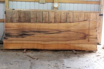 """525 Bass Wood -6 10/4 x 52"""" x 42"""" Wide x 12' Long"""