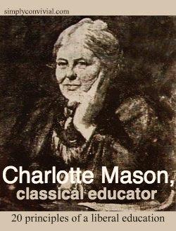 charlotte mason classical education