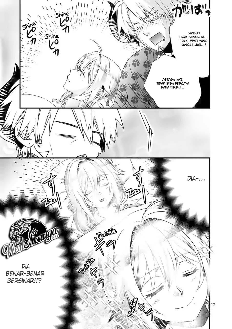Maou desu Onna Yuusha no Hahaoya to Saikon Shita no de Onna Yuusha ga Giri no Musume ni Narimashita: Chapter 30 - Page 18