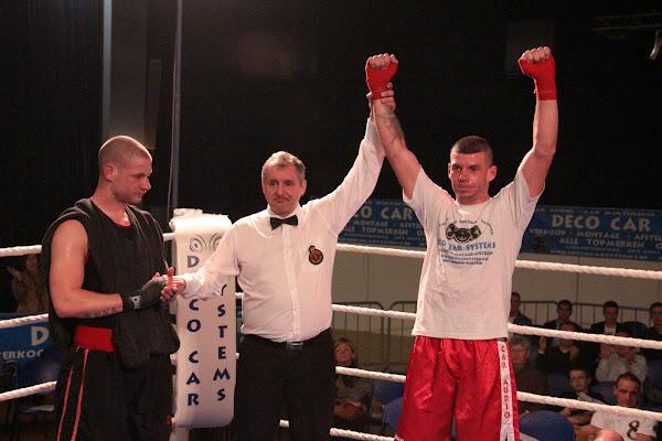 Thijs Van Kemmel vs Stefaan Deroo, boksmeeting Harelbeke 22 maart 2014