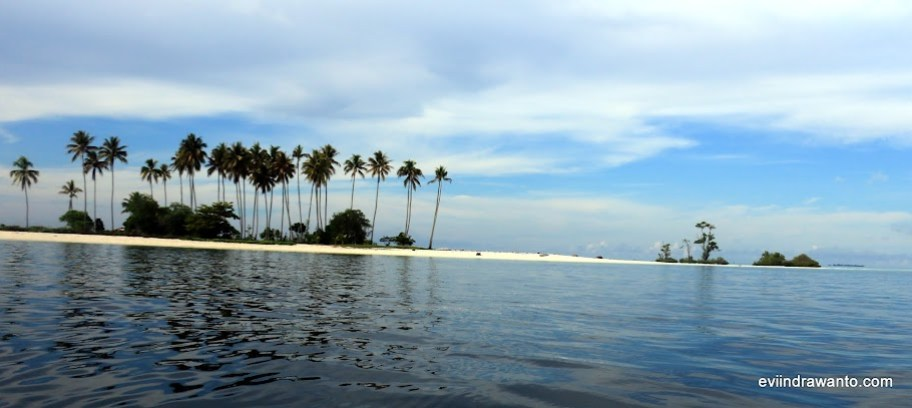 Pulau Manimbora atau Spongebob Island