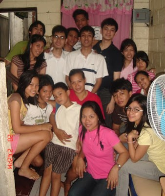 January 20: Cindelyn Ramos' Residence (Mandaluyong City)