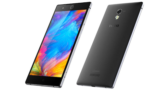 How to root and flash recovery on Tecno Camon C9