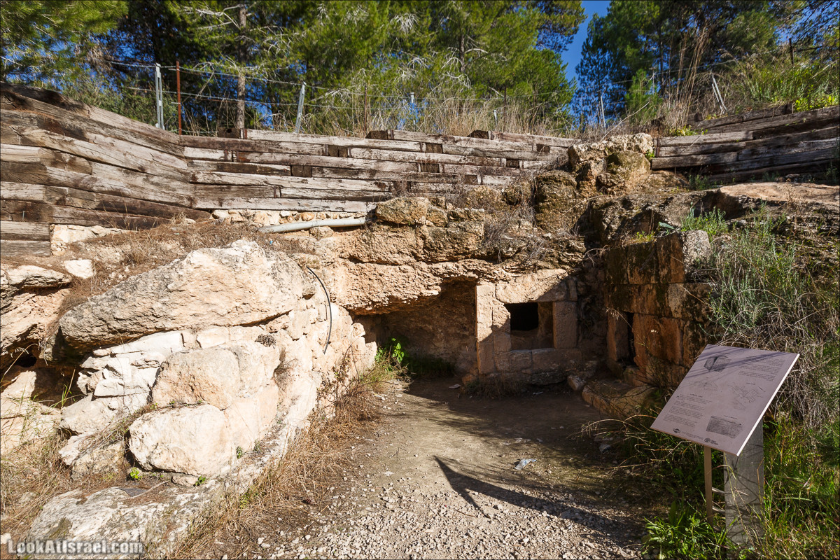 В поисках маккавеев и древнего Модиина | In serhc of maccabees and antique Modiin | LookAtIsrael.com - Фото путешествия по Израилю