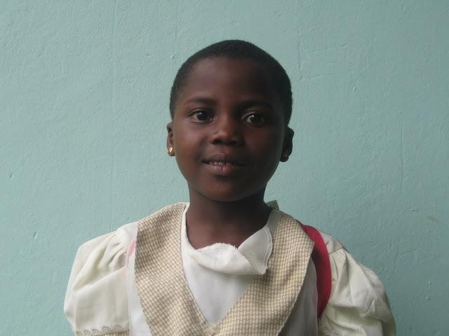 Abigail Anefiok, Government Bilingual Primary school Buea