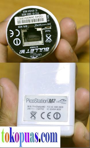 performa bullet m2hp  dan picostation 1