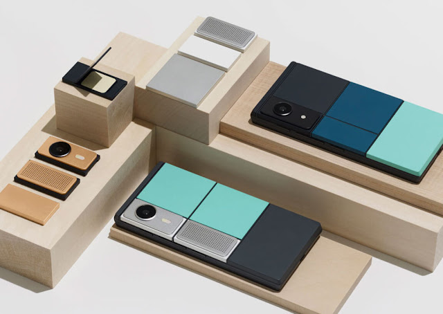 Google's Modular Phone To Go On Sale Next Year  (Project Ara) 2