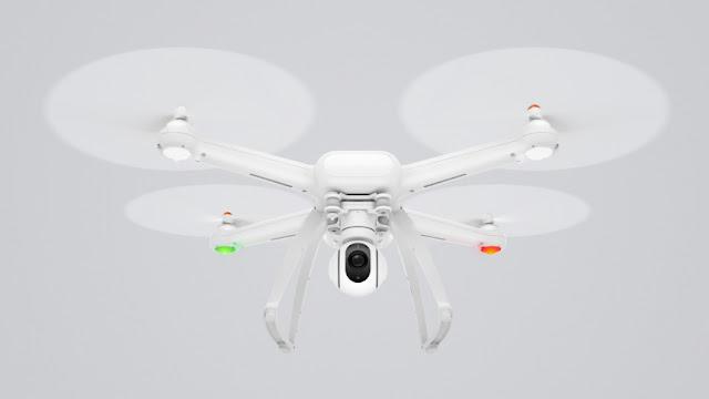 Xiaomi Finally Releases It's Drone 2