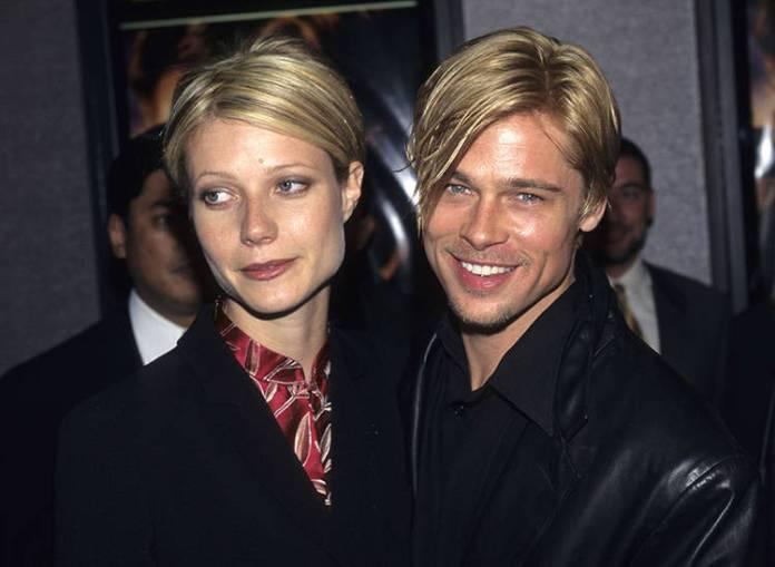 ¿Sería Brad Pitt quién convirtió a Gwyneth Paltrow en la maniática que es hoy?