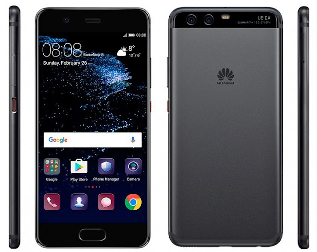 Press Images Of The Huawei P10 Surface Online 1