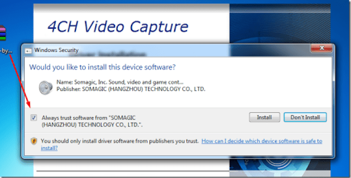 tutorial install aplikasi easy cap