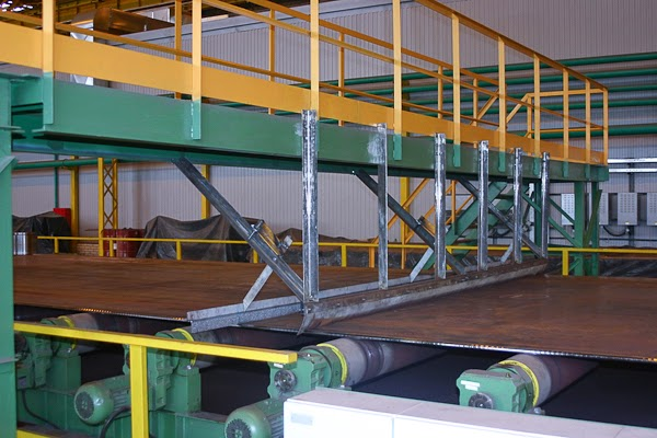 Systems Contracting Steel Mill Equipment Installation