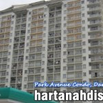 Park Avenue Condo, D'sara Damai