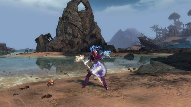 Guild Wars 2 Zenith Hammer