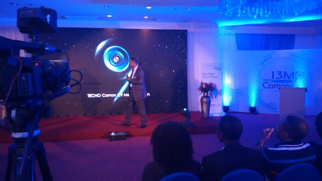 Exclusive Photos From Tecno Camon C9 Launch Event 2