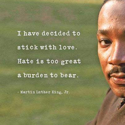 Martin Luther King Quotes about peace
