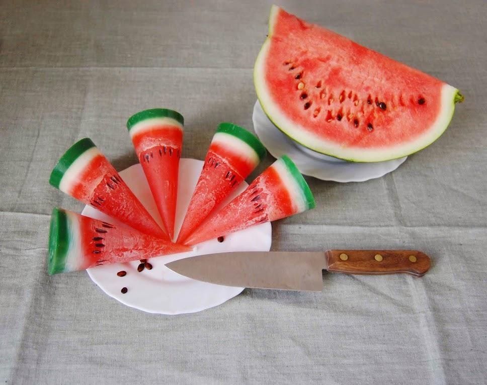 *沁涼一夏:解暑西瓜甜筒 1