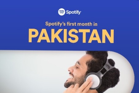 The Top Local Music from Spotify's First Month in Pakistan