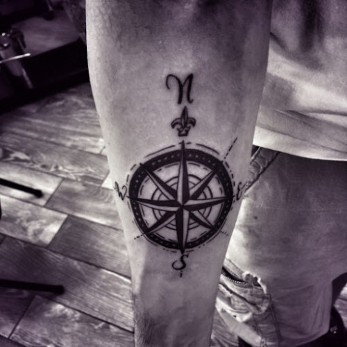 50 Best Compass Tattoo Designs and Ideas For Men And Women