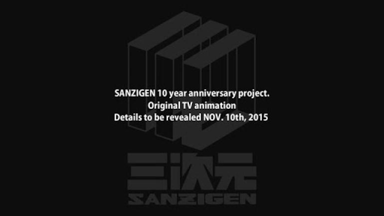 SANZIGEN_new anime